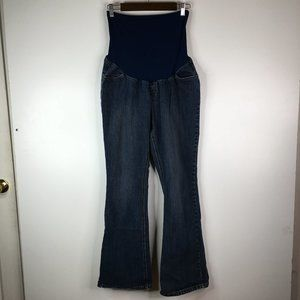 Motherhood Maternity Bootcut Jeans XL